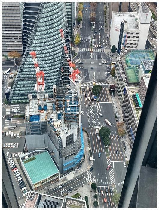 愛知県(名古屋周辺)でのお出かけ その4 ミッドランドスクエア42階の展望台へ 正真正銘のお上りさんで~す(*≧m≦*)ププッ (11月28日)_b0175688_00263539.jpg