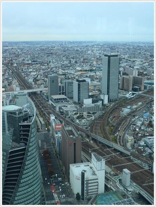 愛知県(名古屋周辺)でのお出かけ その4 ミッドランドスクエア42階の展望台へ 正真正銘のお上りさんで~す(*≧m≦*)ププッ (11月28日)_b0175688_00291088.jpg