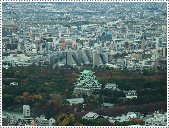 愛知県(名古屋周辺)でのお出かけ その4 ミッドランドスクエア42階の展望台へ 正真正銘のお上りさんで~す(*≧m≦*)ププッ (11月28日)_b0175688_00292277.jpg