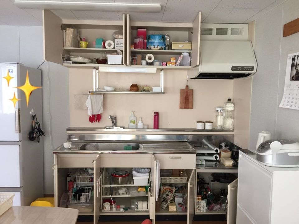 キッチンを見やすく、取り出しやすく♪_a0239890_07544277.jpg