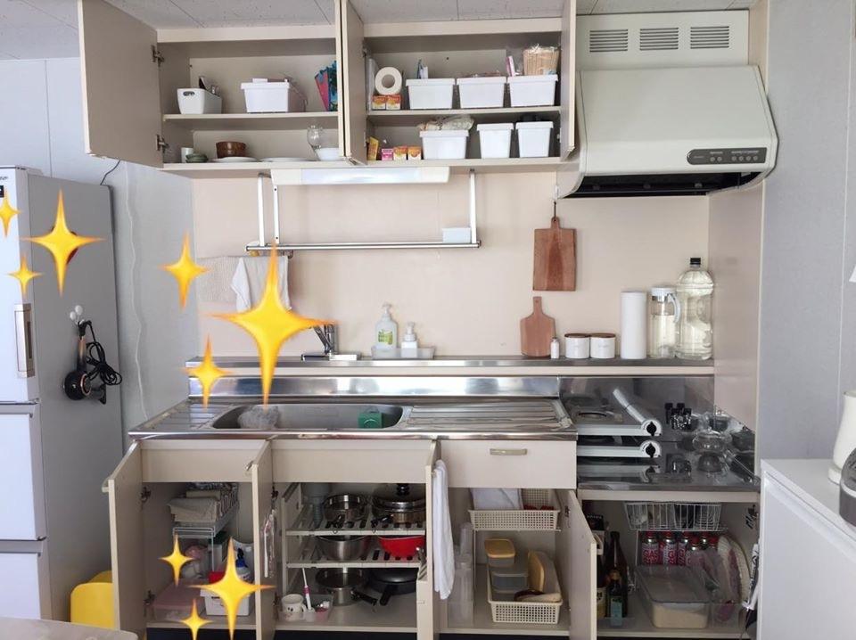 キッチンを見やすく、取り出しやすく♪_a0239890_07545362.jpg