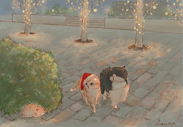 「あぺりらのかわいいサンタさん」ep.6最終回 アップしました_d0025294_19193572.jpg