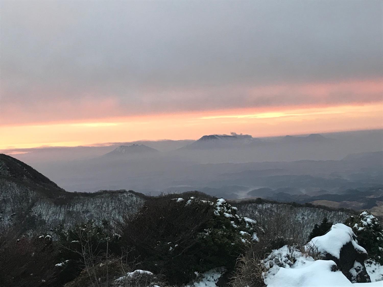 休みになると山歩きin久住冬-2_f0232994_15170627.jpg