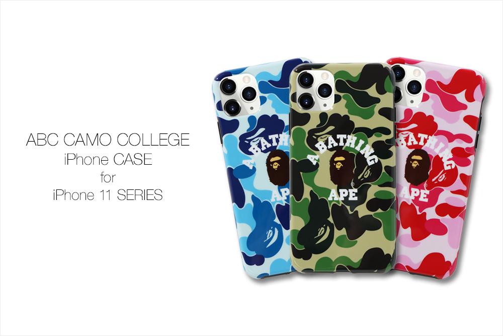 ABC CAMO COLLEGE iPhone 11 CASE_a0174495_12145065.jpg