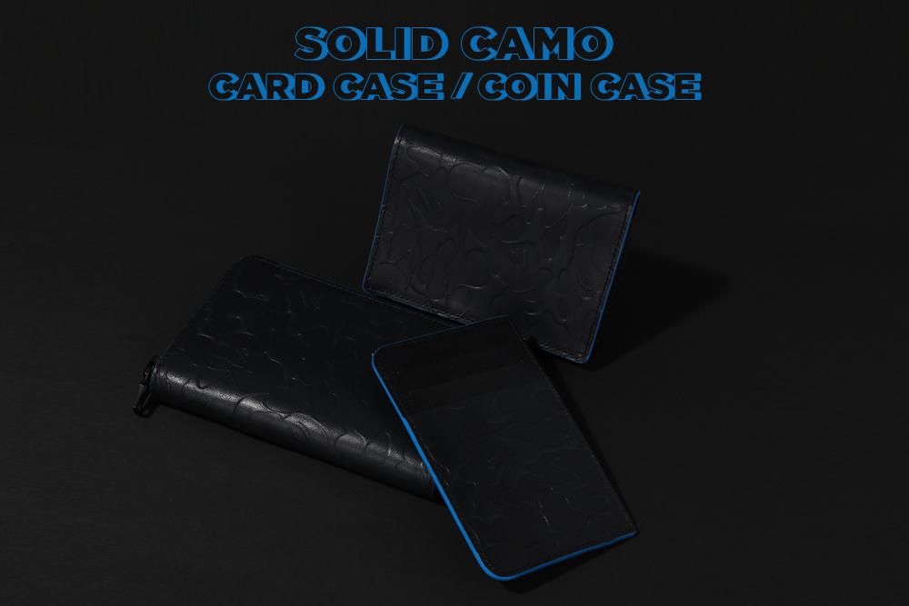 SOLID CAMO BUSINESS CARD CASE / CARD CASE / COIN CASE_a0174495_15550232.jpg