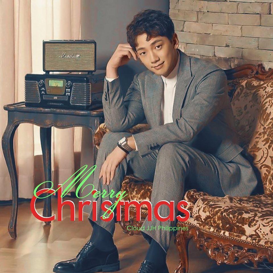 RAIN クリスマスカード_c0047605_08052387.jpg