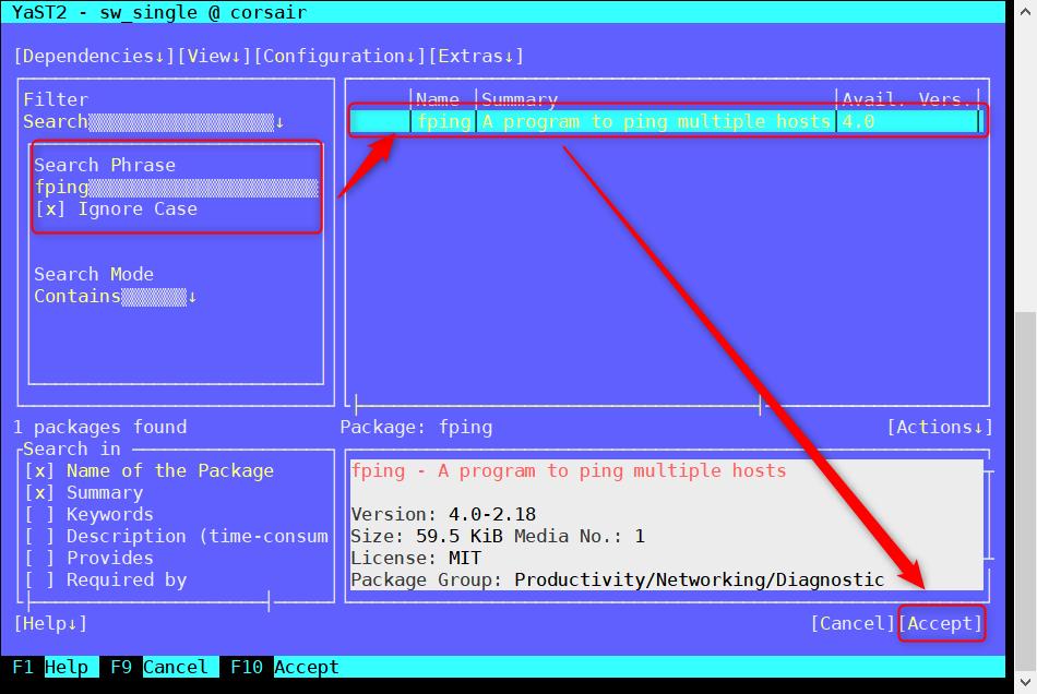 fping:SUSE Linux でデバイスの一発死活監視に便利_a0056607_17534687.png