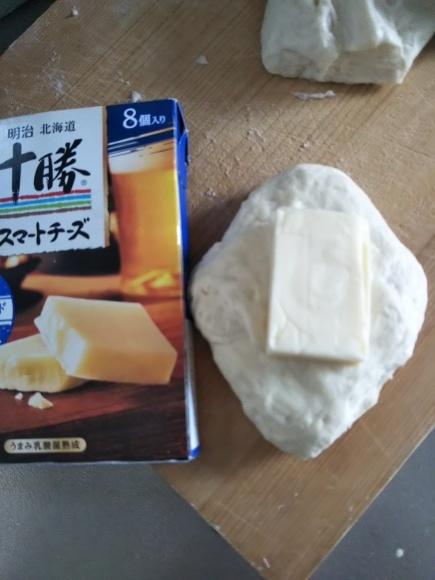 チーズパンと柑橘の始末_f0316507_17030622.jpg