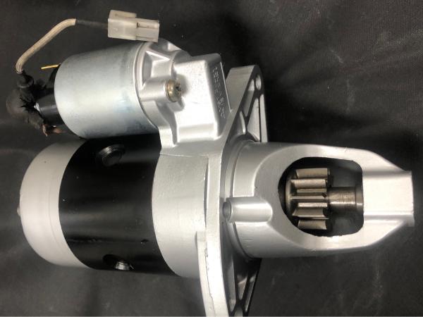 サバンナRX-7  SA22C スターター修理_e0169210_12104762.jpg