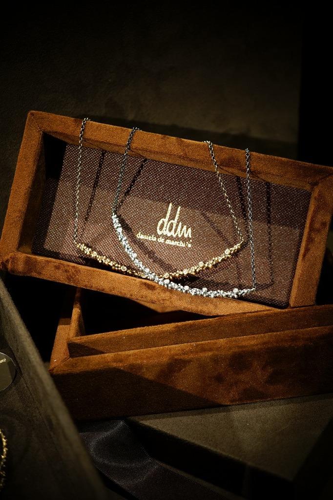 ddm新作diamond necklace_b0115615_16312372.jpg