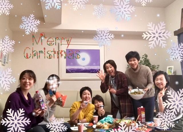お葬式ワークとクリスマス会*_d0085018_15504769.jpg