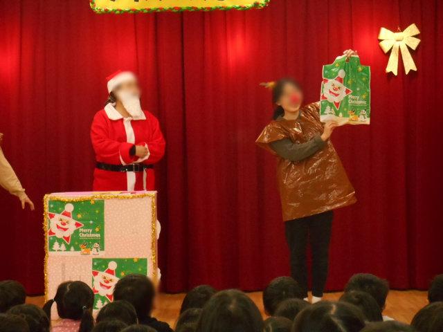 クリスマス会_e0148419_1027399.jpg