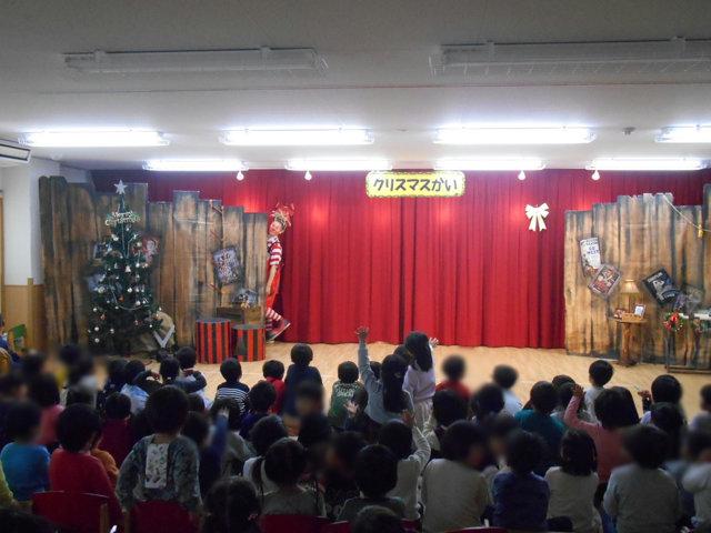 クリスマス会_e0148419_10323147.jpg