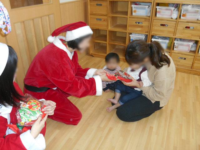 クリスマス会_e0148419_1036425.jpg