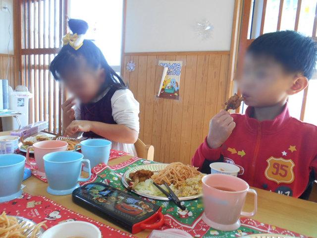 クリスマス会_e0148419_10433594.jpg