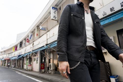 Shinya Kanamaru(Jango) in 私立探偵 濱ジャンゴ(2019.09.05/YOKOHAMA)_f0203027_12444232.jpg