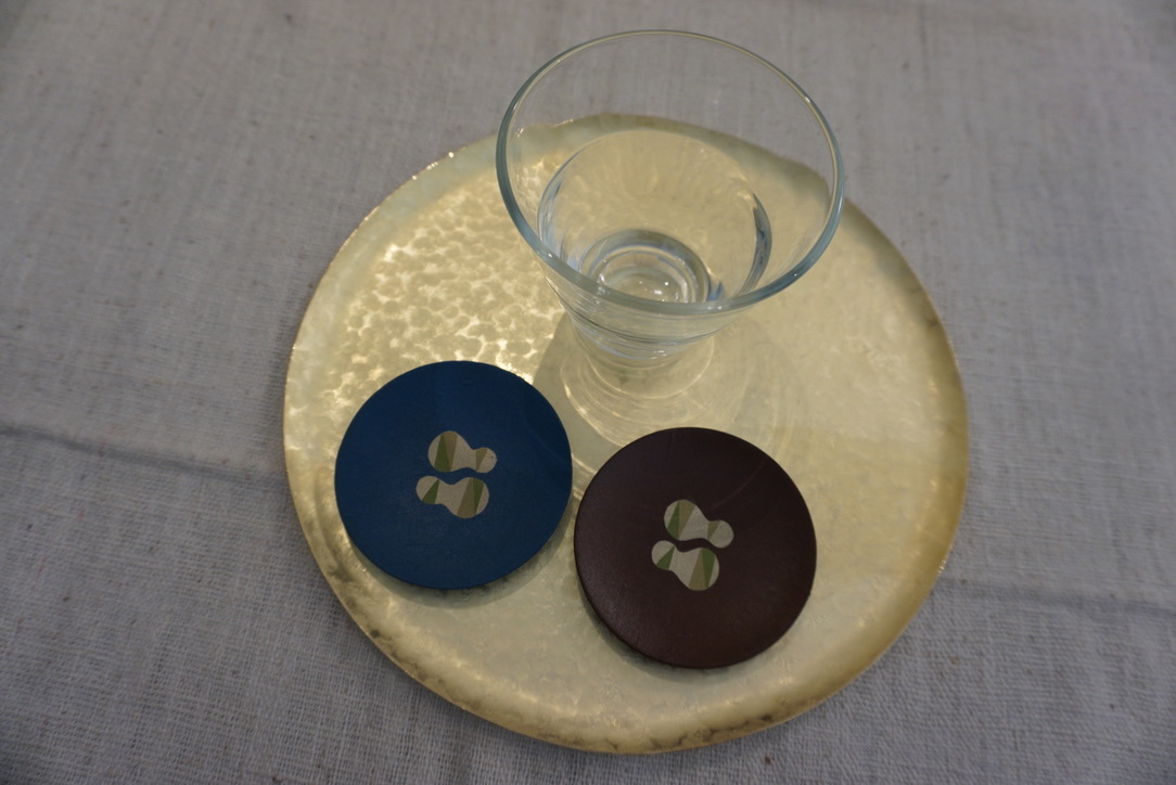 真鍮のお皿 奥澤華_b0132442_16402664.jpg