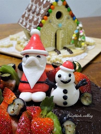 急いだ Christmas Eve Dinner_d0356844_04273217.jpg