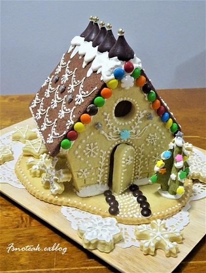 急いだ Christmas Eve Dinner_d0356844_04283248.jpg