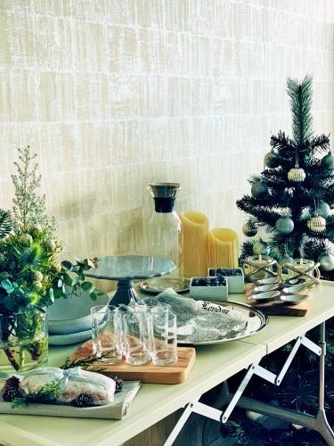 クリスマスパーティーの準備_b0145846_12483887.jpg