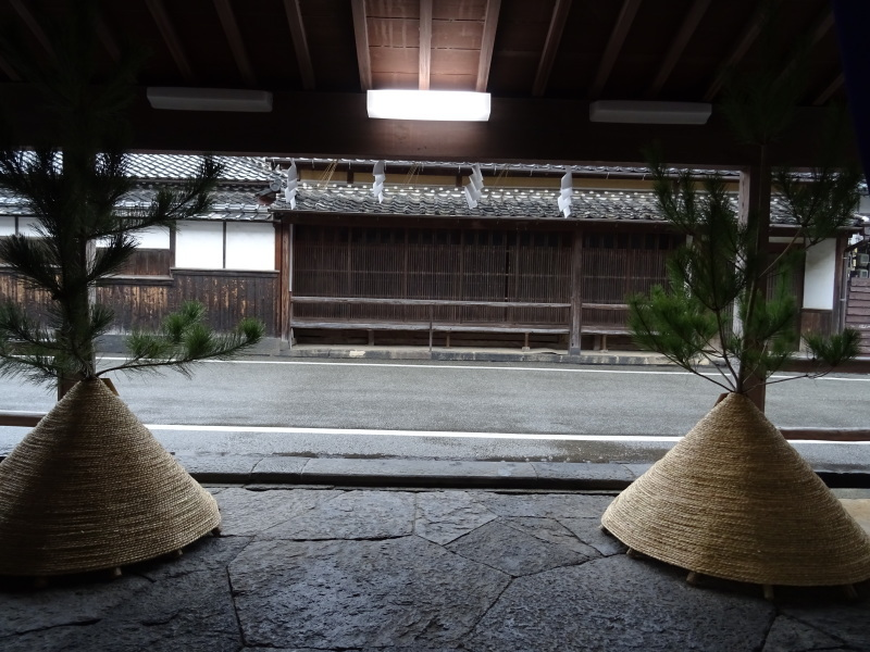 門松飾り_f0101949_16575890.jpg