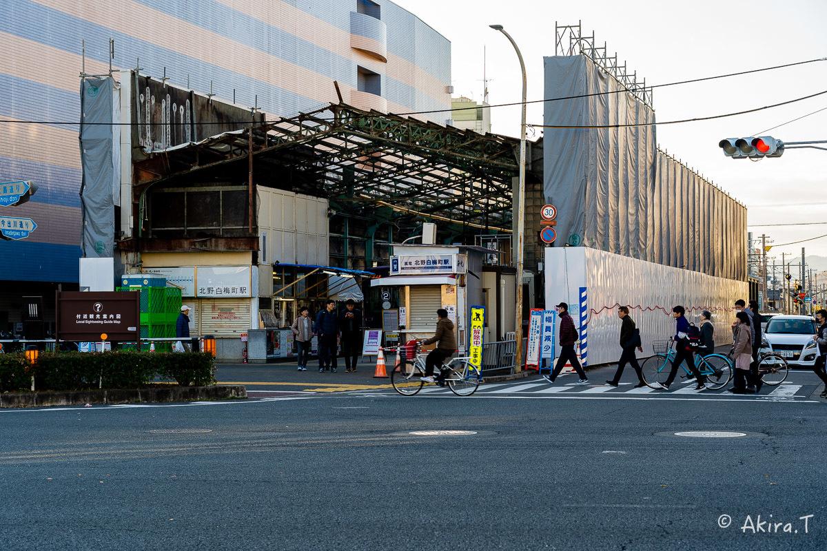 嵐電 北野白梅町駅..._f0152550_21501698.jpg