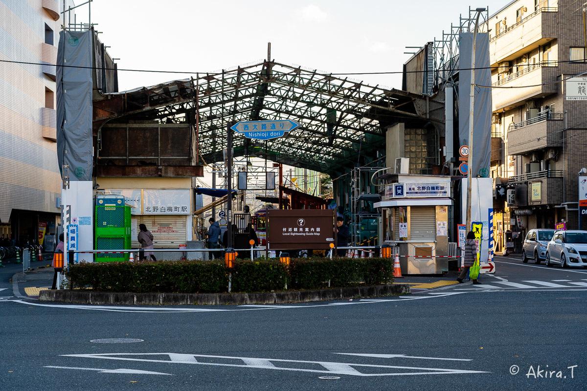 嵐電 北野白梅町駅..._f0152550_21503135.jpg