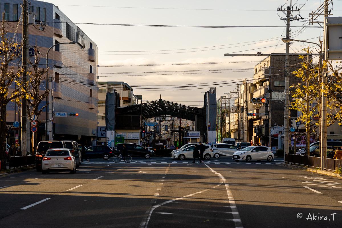 嵐電 北野白梅町駅..._f0152550_21512357.jpg