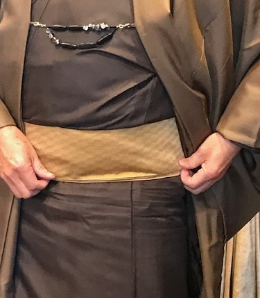 11周年・ご夫妻でお越しのお客様・木屋太さんの着物と帯。_f0181251_15572918.jpg
