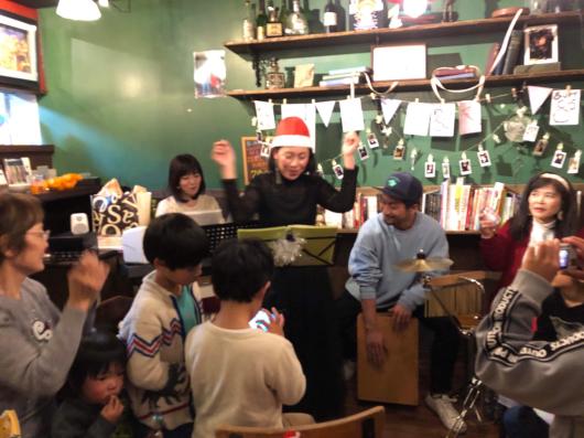 2019/12/25「Candyえんとつ町店でクリスマス」_e0242155_21491398.jpg