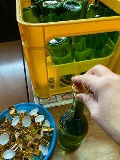 「祿」&「純米吟醸ブルーラベル」720ml瓶詰_d0007957_00025235.jpg