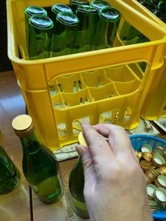 「祿」&「純米吟醸ブルーラベル」720ml瓶詰_d0007957_00030387.jpg