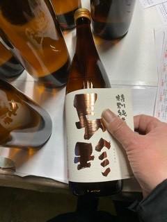 「祿」&「純米吟醸ブルーラベル」720ml瓶詰_d0007957_00031743.jpg