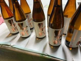 「祿」&「純米吟醸ブルーラベル」720ml瓶詰_d0007957_00032759.jpg