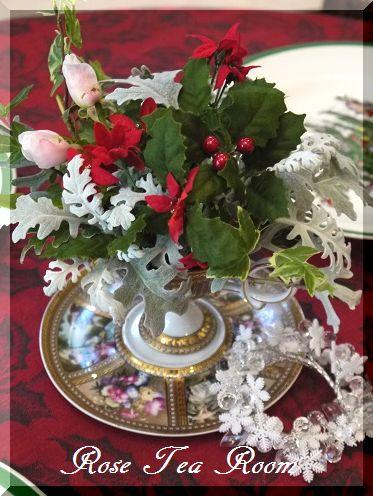 癒し空間! 素敵なクリスマス~♪_a0159974_1010851.jpg