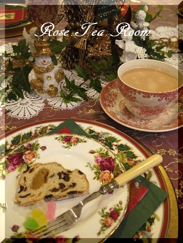 癒し空間! 素敵なクリスマス~♪_a0159974_1014338.jpg