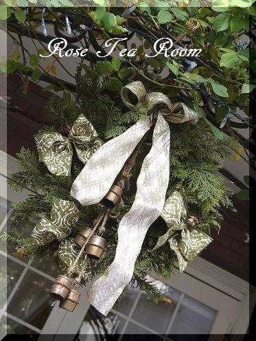 癒し空間! 素敵なクリスマス~♪_a0159974_1054838.jpg