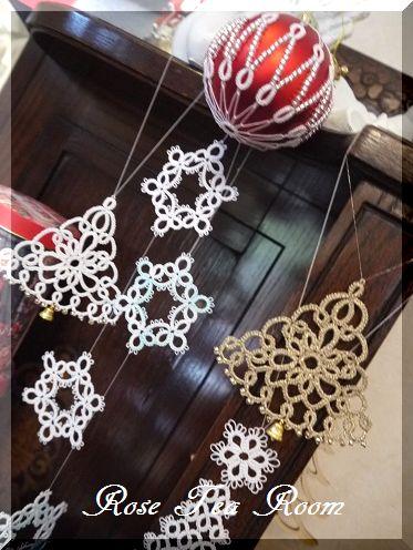 癒し空間! 素敵なクリスマス~♪_a0159974_1064693.jpg