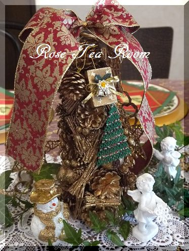 癒し空間! 素敵なクリスマス~♪_a0159974_108136.jpg