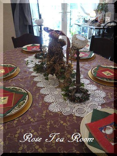 癒し空間! 素敵なクリスマス~♪_a0159974_1092828.jpg