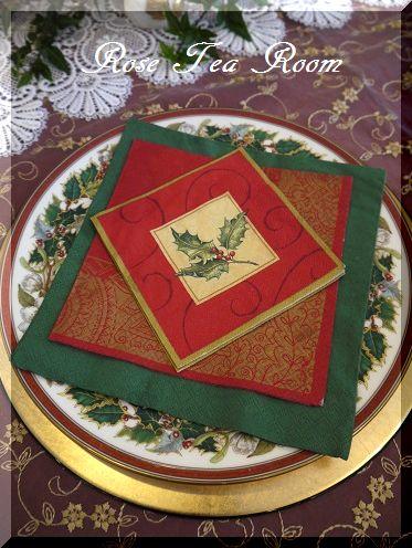 癒し空間! 素敵なクリスマス~♪_a0159974_1094894.jpg