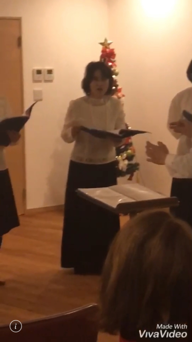 クリスマス讃美礼拝_e0233674_16184119.jpg