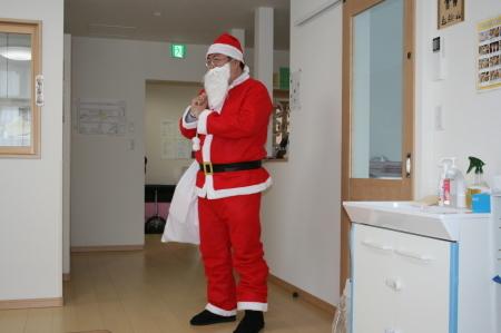よこて卸町園『クリスマス会』を開催しました。_f0141477_13104371.jpg