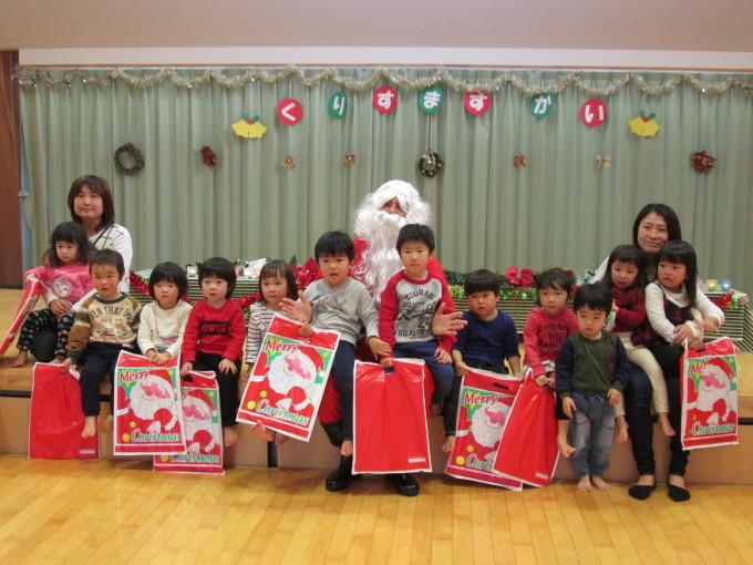 クリスマス会_f0195982_18324915.jpg