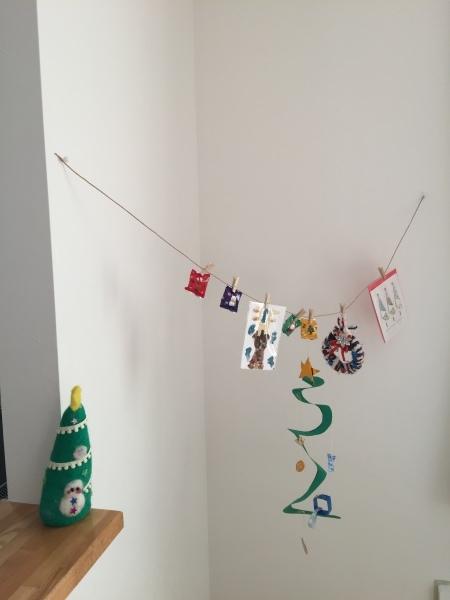 クリスマス飾りを サクッとしまいました。_a0239890_09545114.jpg