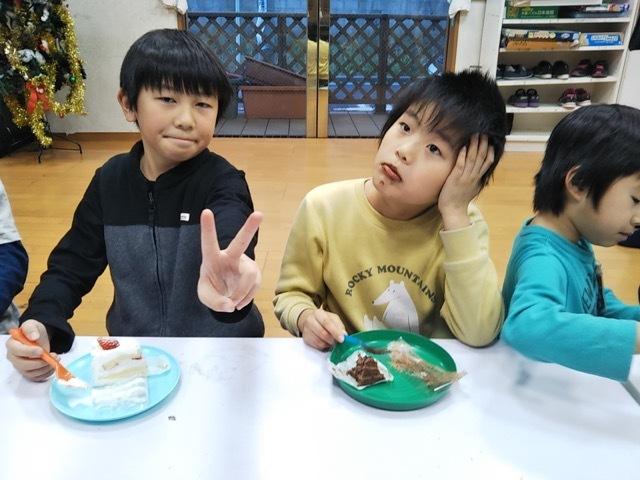 [Birthday Party] 12月24日 12月生まれのお誕生日会_f0225094_19032433.jpeg
