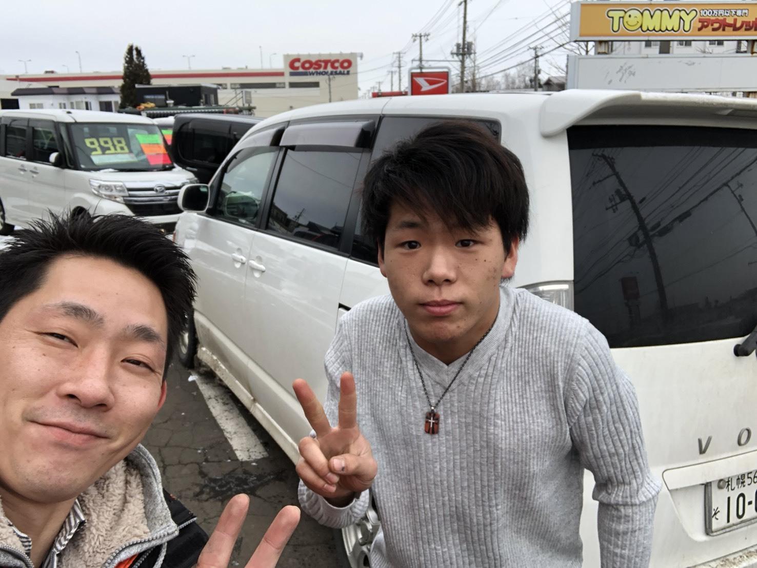 12月27日(金)☆TOMMYアウトレット☆あゆブログ˙ᵕ˙♡ 今日は納車が3台✨デイズルークスK様☆ゴルフR32F様★クラウンS様☆_b0127002_17581979.jpg
