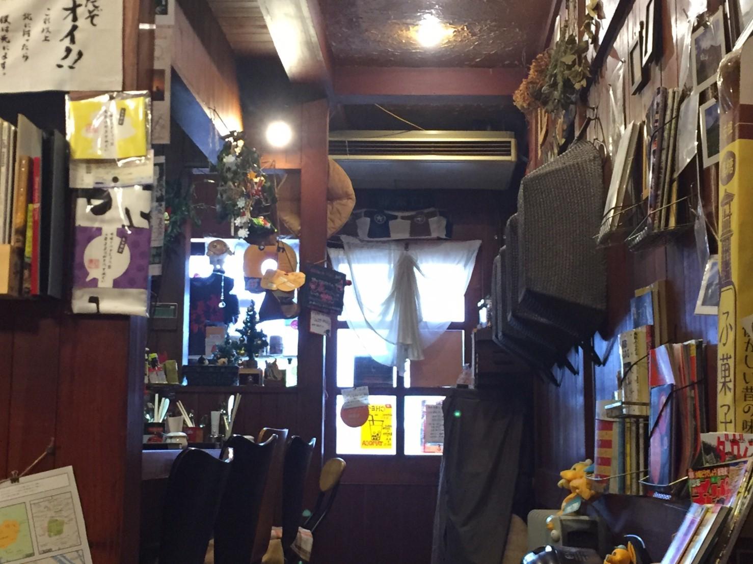 喫茶 1er ぷるみえ (4食限定 豚皿飯)_e0115904_17581657.jpg