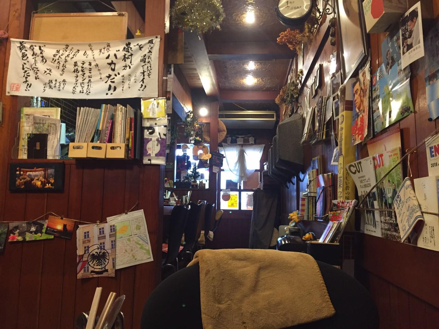 喫茶 1er ぷるみえ (4食限定 豚皿飯)_e0115904_17581676.jpg