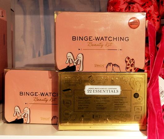ビンジ・ウォッチング・ビューティ・キット(Binge-Watching Beauty Kit)_b0007805_06432315.jpg